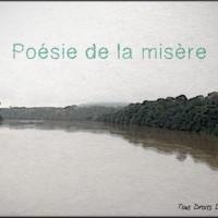 La poésie de la misère