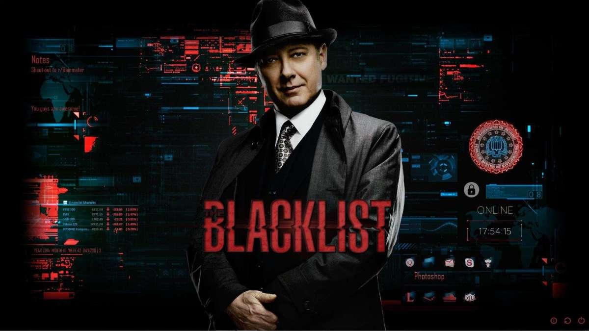 Quand le monde devient comme Blacklist...