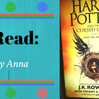 She Read: Harry Potter and The Cursed Child