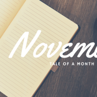 A Tale of November and Life Lessons